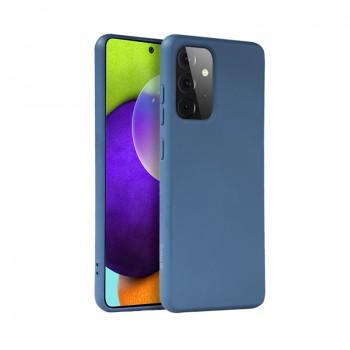 Crong Color Cover - Etui Samsung Galaxy A52 (niebieski)