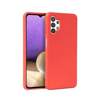 Crong Color Cover - Etui Samsung Galaxy A32 (czerwony)