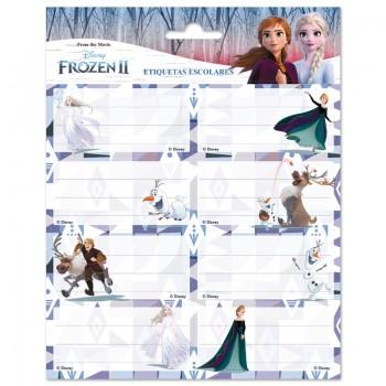Frozen 2 - Zestaw naklejek