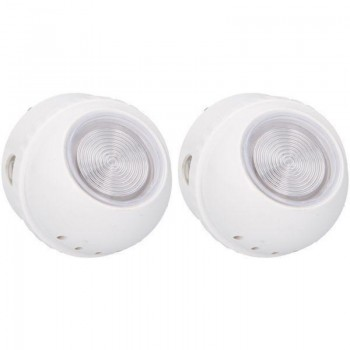 Grundig - Lampka nocna LED z czujnikiem ruchu 2szt