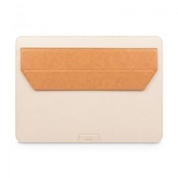"Moshi Muse 3-in-1 Slim - Pokrowiec MacBook Pro 13"" / MacBook Air 13"" (Seashell White)"