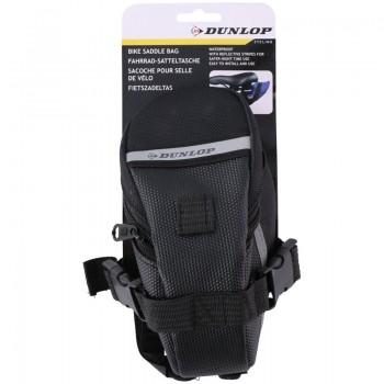 Dunlop - Torba / sakwa rowerowa pod siodełko (Czarny)