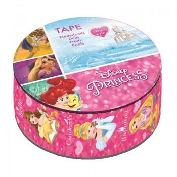 Princess - Taśma klejąca dekoracyjna