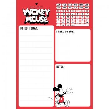 Mickey Mouse - Blok notatnikowy 54 strony