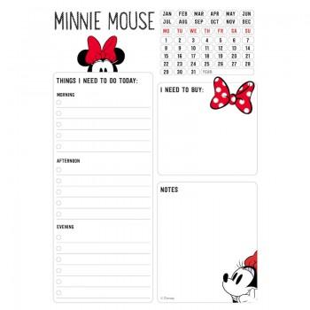 Minnie Mouse - Blok notatnikowy 54 strony