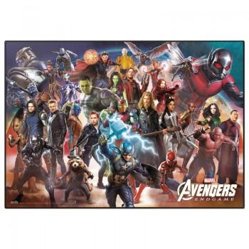 Avengers - Mata gamingowa / na biurko