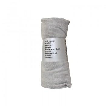 Ręcznik kąpielowy 90x180 (jasny szary)