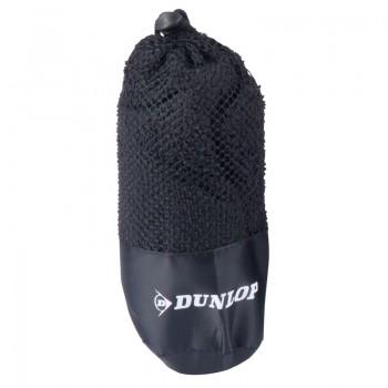 Dunlop - Ręcznik sportowy z mikrofibry (Czarny)