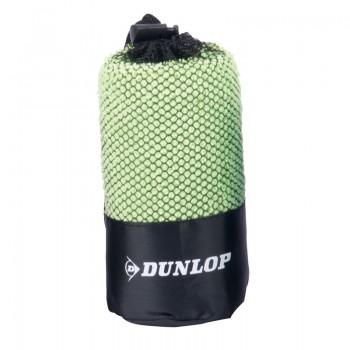 Dunlop - Ręcznik sportowy z mikrofibry (Zielony)