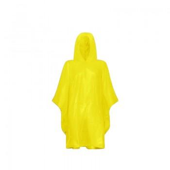 Lifetime - Poncho / peleryna przeciwdeszczowe (Żółty)
