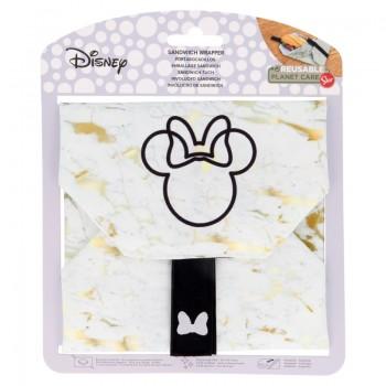 Minnie Mouse - Wielorazowa owijka śniadaniowa