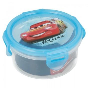 Cars - Lunchbox / hermetyczne pudełko śniadaniowe 270ml