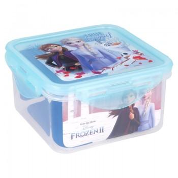 Frozen - Lunchbox / hermetyczne pudełko śniadaniowe 730ml