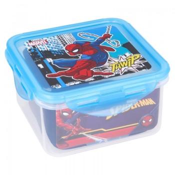 Spiderman - Lunchbox / hermetyczne pudełko śniadaniowe 730ml
