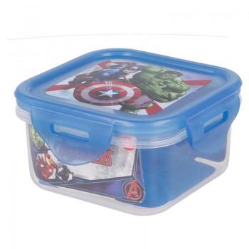 Avengers - Lunchbox / hermetyczne pudełko śniadaniowe 290ml