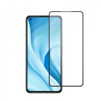 Crong 7D Nano Flexible Glass – Niepękające szkło hybrydowe 9H na cały ekran Xiaomi Mi 11 Lite 5G