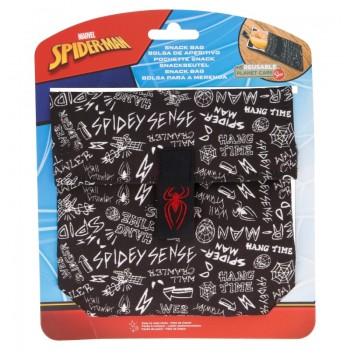 Spiderman - Wielorazowa torba lunchowa