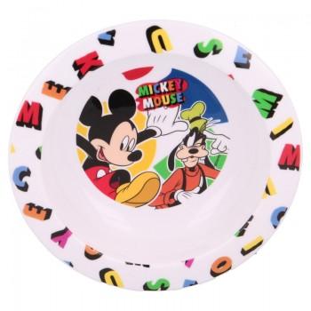 Mickey Mouse - Miseczka (biały)