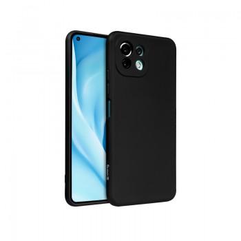 Crong Color Cover - Etui Xiaomi 11i 5G (czarny)